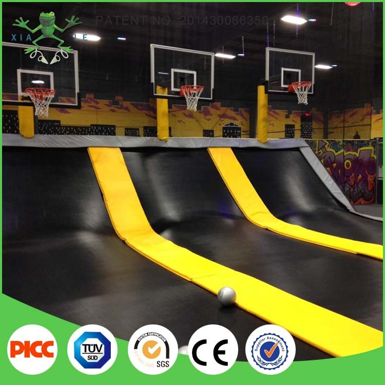 Big Size Commercial Trampoline Park for Sale