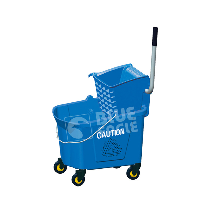 26L Deluxe Side Press Mop Bucket Wringer (WM0826)