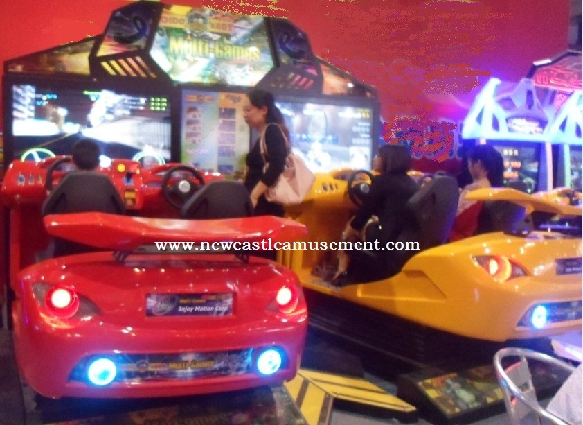 Entertainment Electronics out Run Sp Dx Game for Racing Game Machine