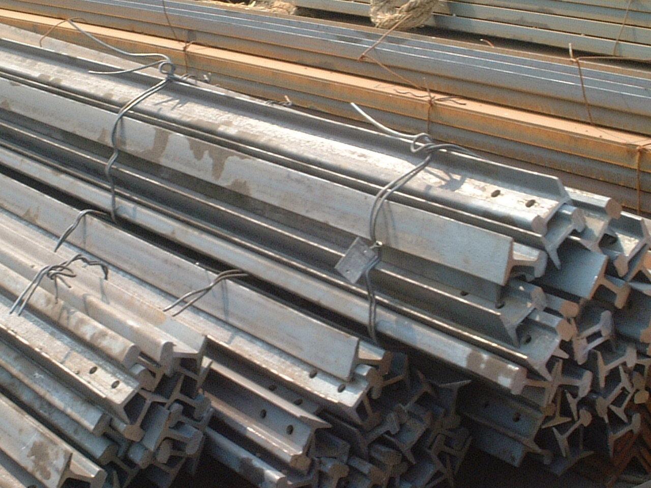 38/43/50/60kg Heavy Rail 9#