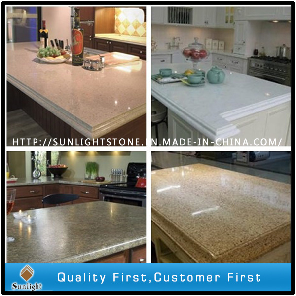 Pure/Yellow/Black/Grey/White/Crystal/Pink/Green/Red/Sparkles Artificial Quartz Stone Slabs/Quartz Stone Producer