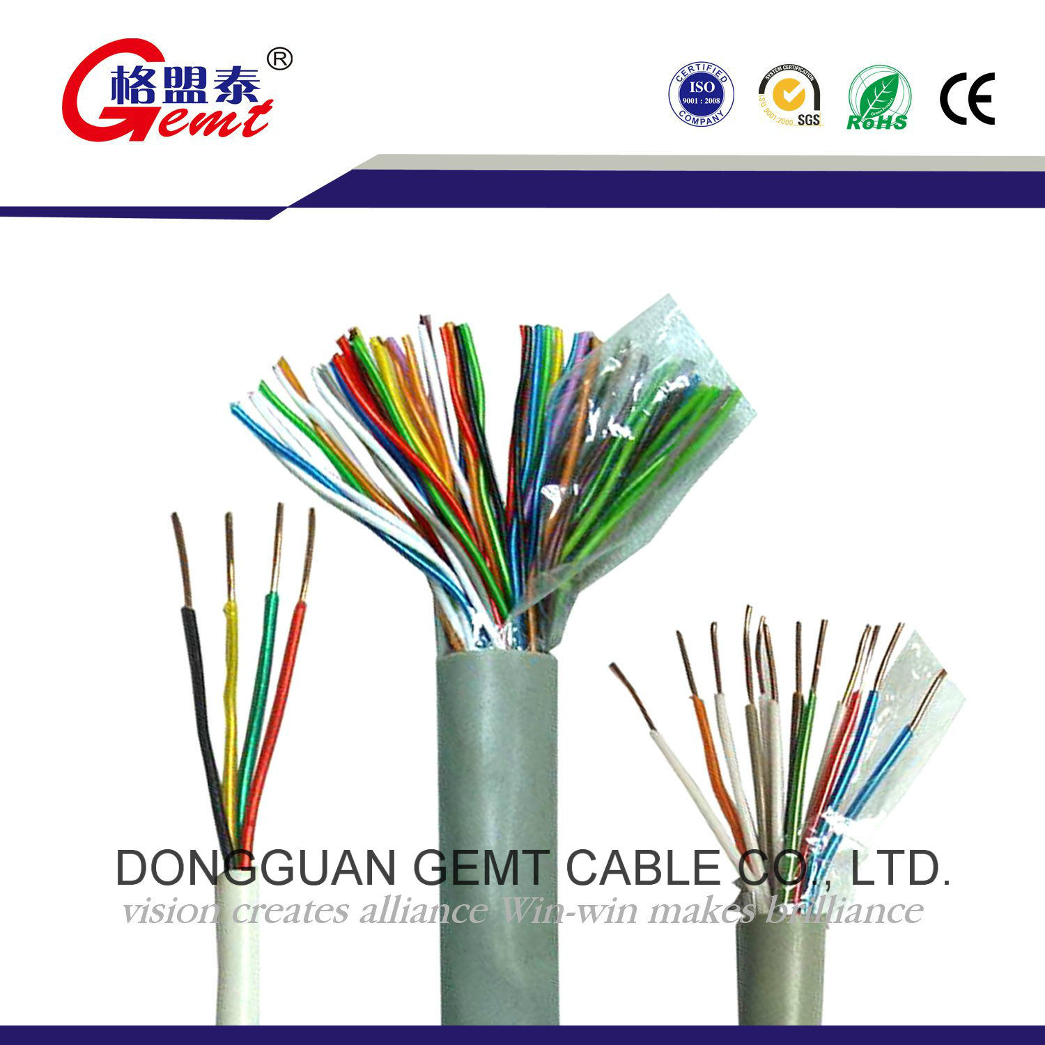 High Quality Telephone Cable Communication Cable