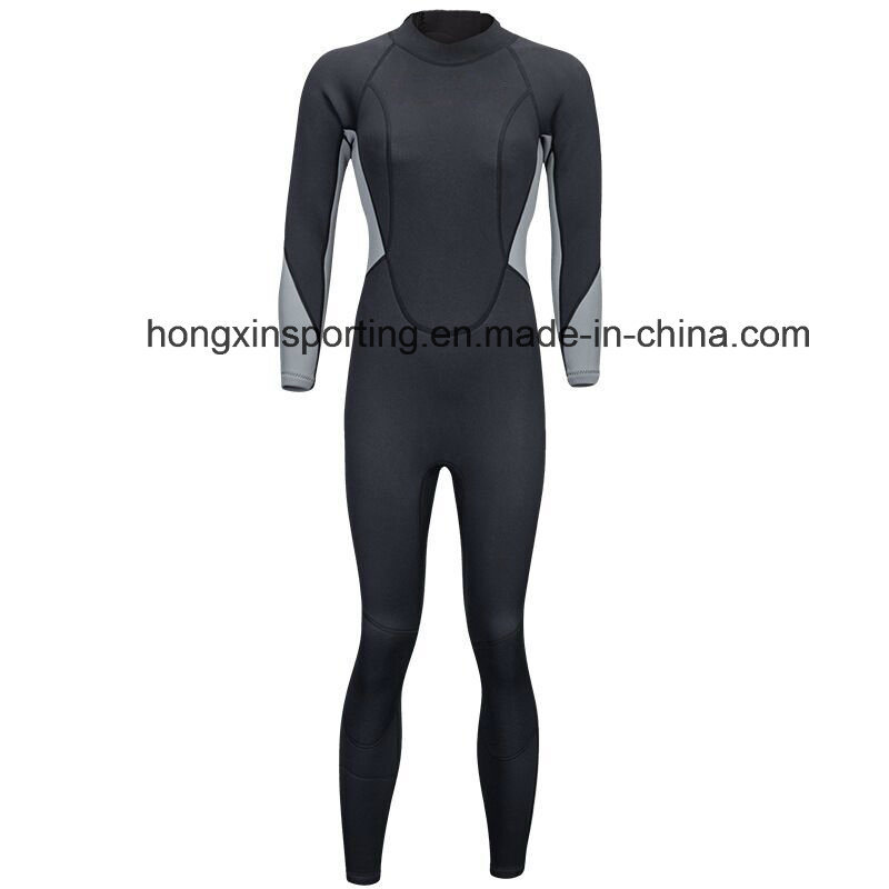 Adult′s Neoprene Diving Suit with Nylon Both Sides