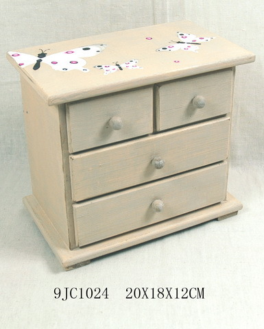 Free Jewelry Box Plans – How To Build A Wooden Jewelry Box