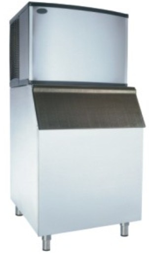 Ice Maker Floor Standing Model (Square Ice) Model TF-350