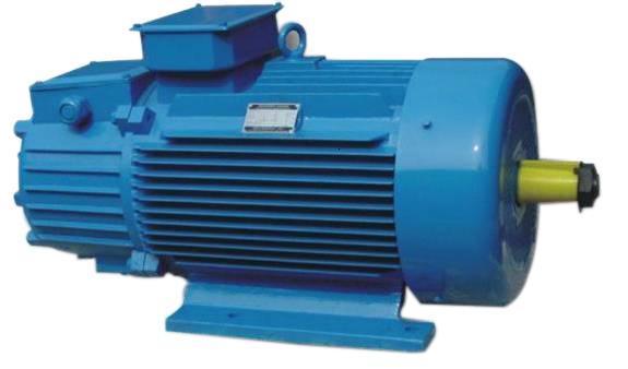 China Slip Ring Motor For Metallurgy And Hoist Yzr
