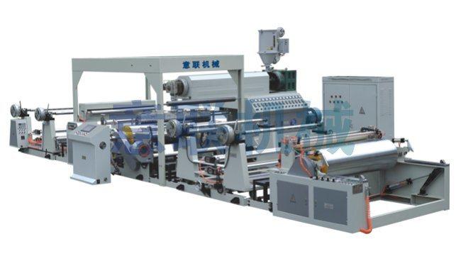 High-Speed Extrusion Film Laminating Machine (SJFM800-1800) - 1
