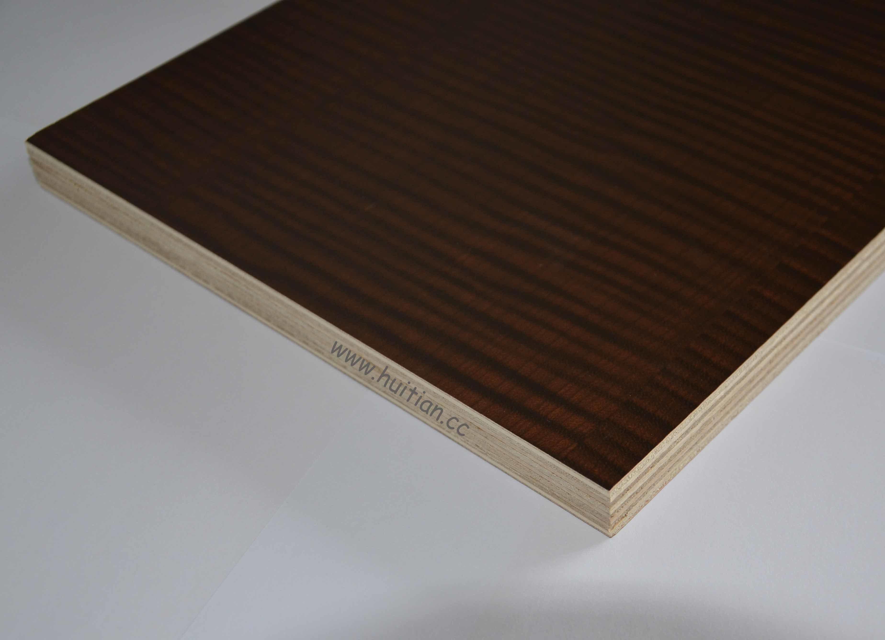 A Grade Melamine Fancy Plywood for Furniture