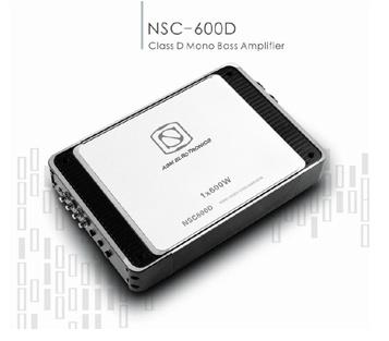 Class D Mono Amplifier (NCS-600D)