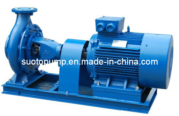 Horizontal Single Stage End Suction Centrifugal Pump (EAD)