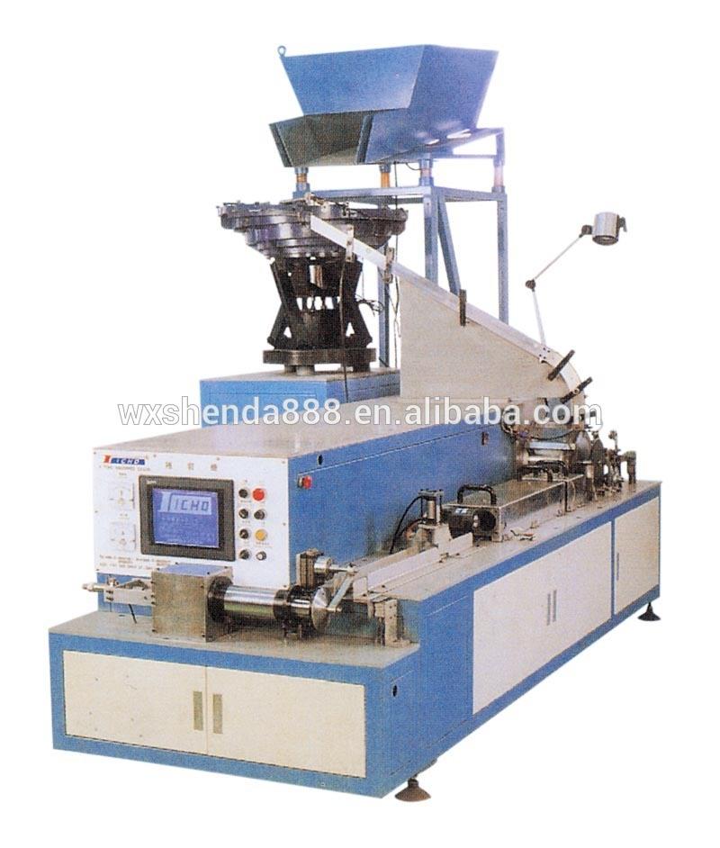 Professional High Precision Coil Nail Machine