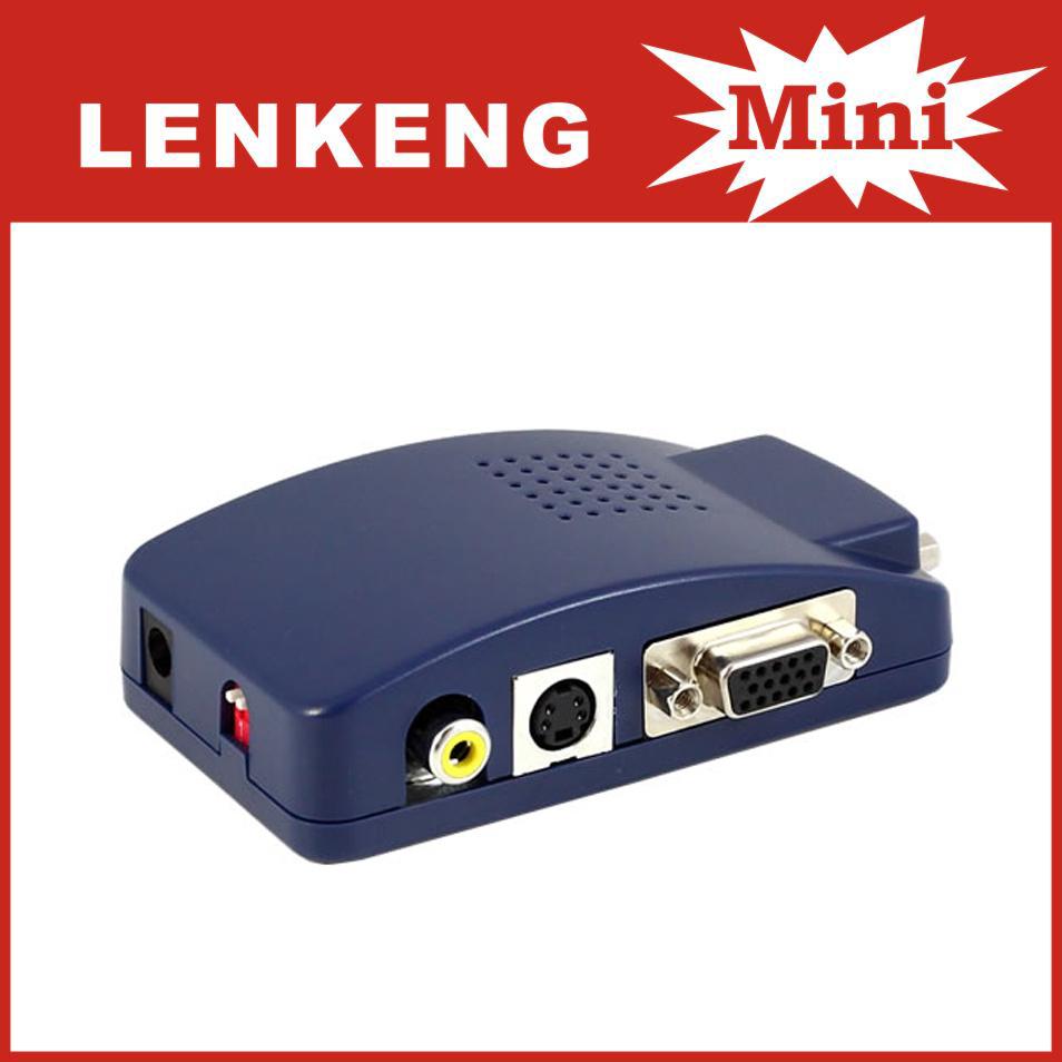 Geniatech PC VGA zu TV Composite Video RGB Konverter ...
