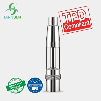 Tpd Compliant C5r PRO Tank Atomizer with Childproof Lock