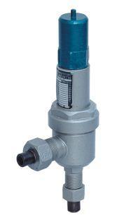 Pressure Vessel Spring Type Safety Relief Valves- Pressure Control Valve