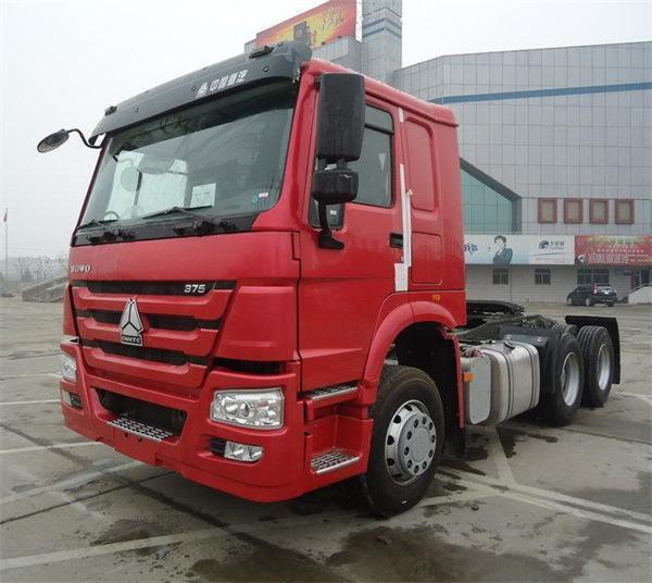 HOWO 371HP 25t Semi Trailer Head 6X4 Tractor Truck (Zz4257s3241W)