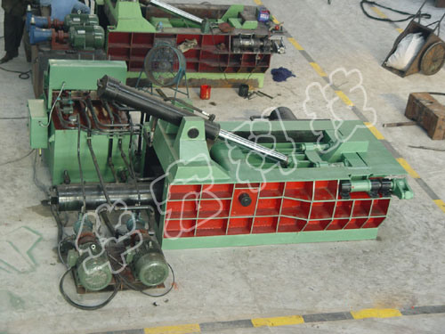 Hydraulic Scrap Steel Baler Recycling Machine with Ce Certificate