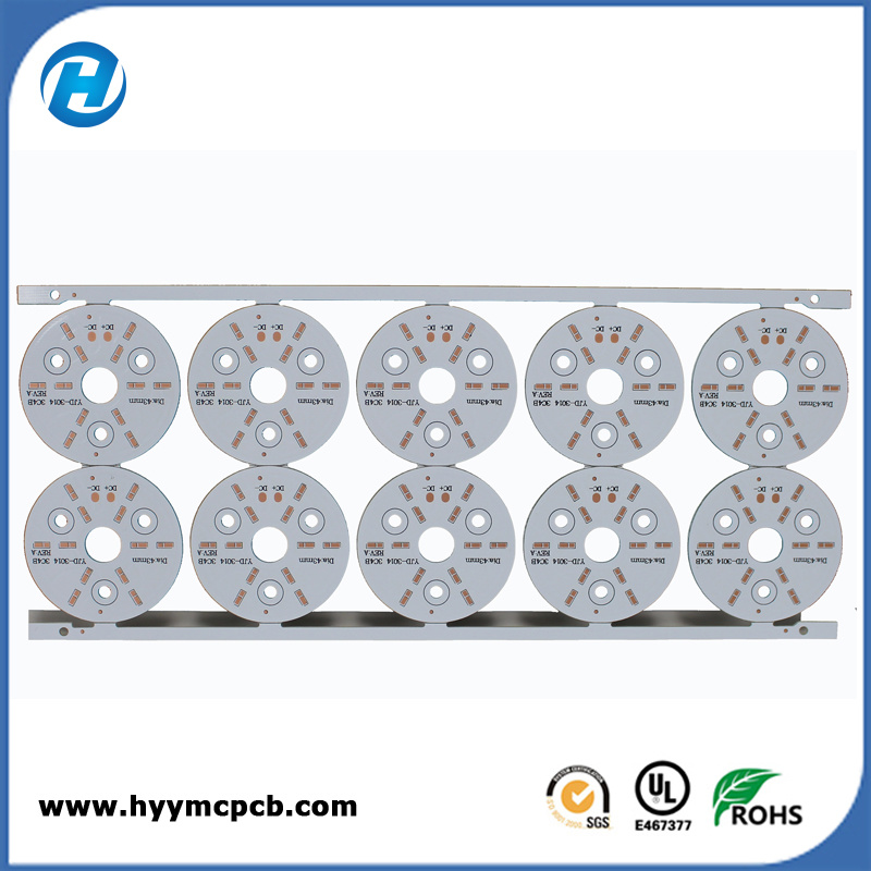 Professional Aluminum PCB for LED Product Shenzhen Factory