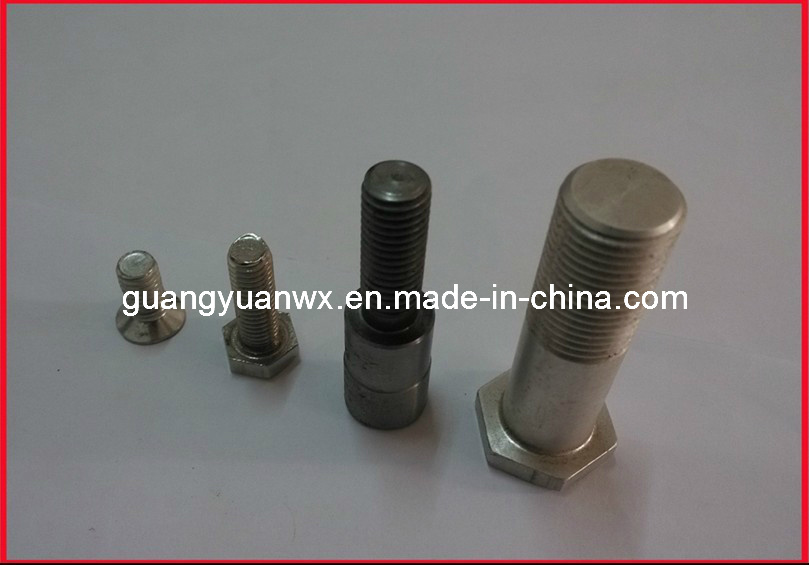 Customized Thread Sharp Point Stud Bolt