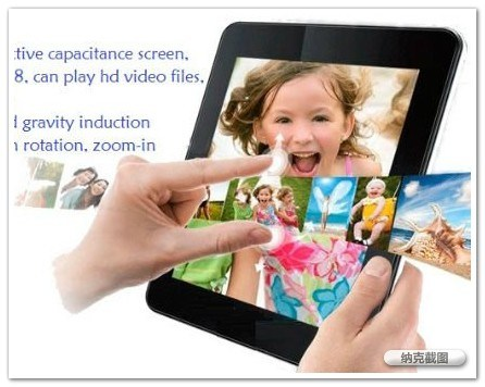 Tablet PC 9.7 Inch 3G SIM Card Slot Mobile GSM Windows 7 Capacitive
