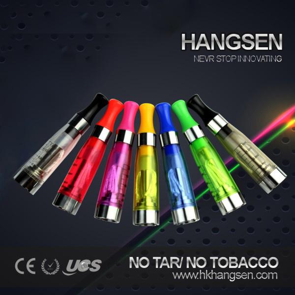 Clear Cartomizer for E Cigarettes