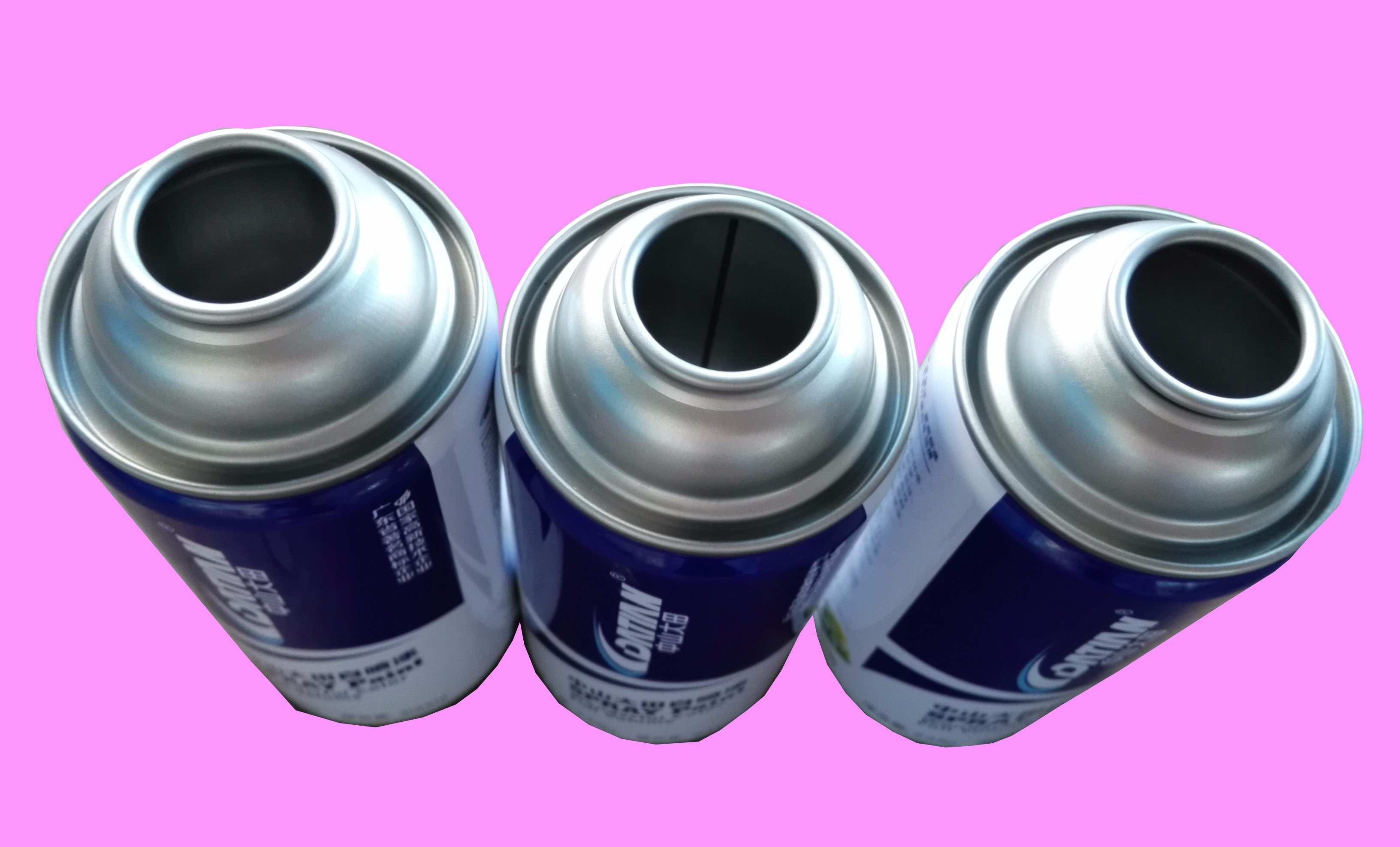 Empty Aerosol Cans for Spray Paint