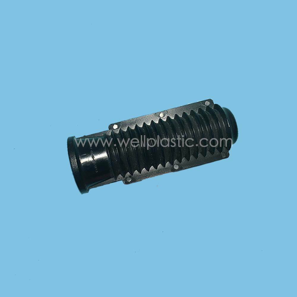 Plastic Bolt Socket with Headed Threaded Bolt HDG