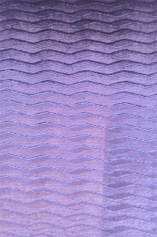 Embossed Velvet 100% Polyester Textile Fabric (EDM5134)