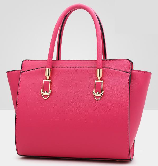 Simple Trendy Ladies Arrival Winged Bag PU Leather Women Handbags
