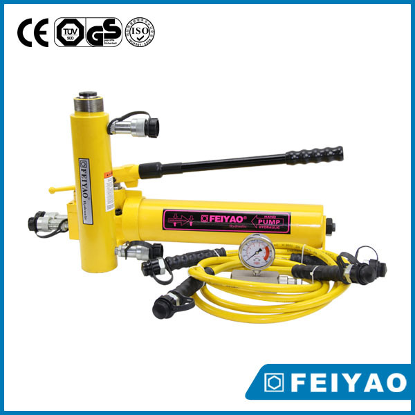 Large Hydraulic Cylinder Professional Double Acting Long Stroke Hydraulic Cylinder