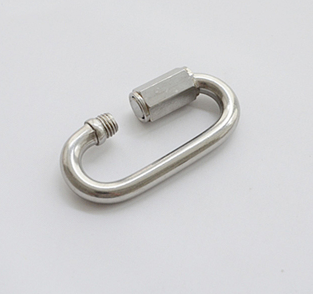 Pear or Regular Shaped Metal Quick Link