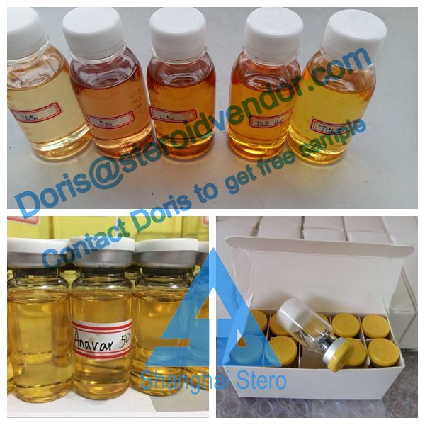 Injectable Finished Steroid Nandro*Lone Cyp Steroids for Muscle Building