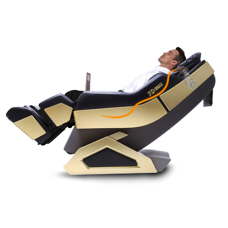Hi-End Luxury Zero Gravity 3D Massage Sofa Chair LC7800s+