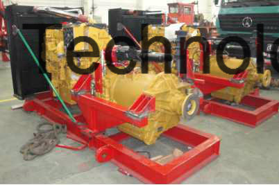 Diesel Engine + Transmission Power Assembly Package for Mud Pump/Non Road Mobile Equipment/Construction Machinery