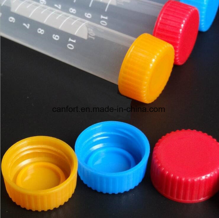 15ml Conical Centrifuge Tube with Graduation and Screw Cap