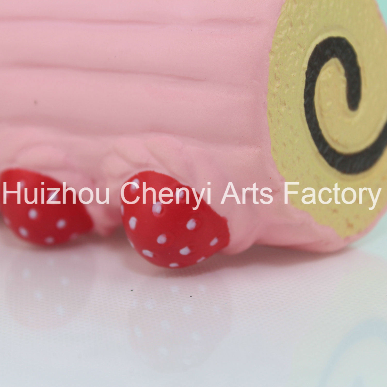 Slow Rebound Exquisite Artificial Cake PU Foam