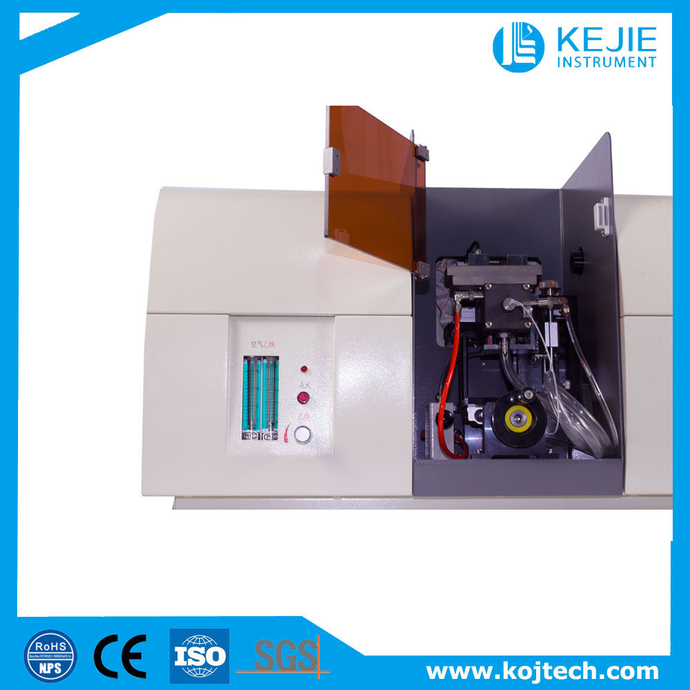 Special Atomic Absorption Spectrometer for The Medicine