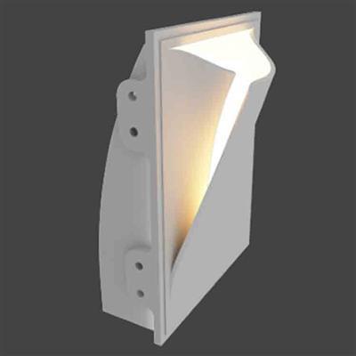Sixu Recess Plaster Wall Lamphr-4008