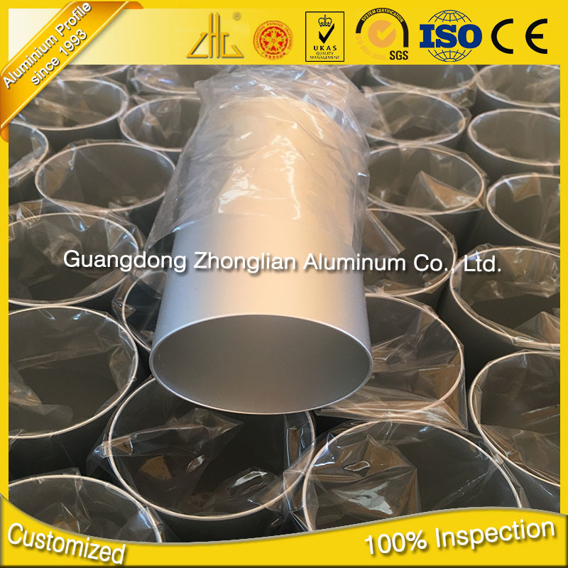 OEM ODM Aluminium Extrusion Factory CNC Aluminum Profile Cutting