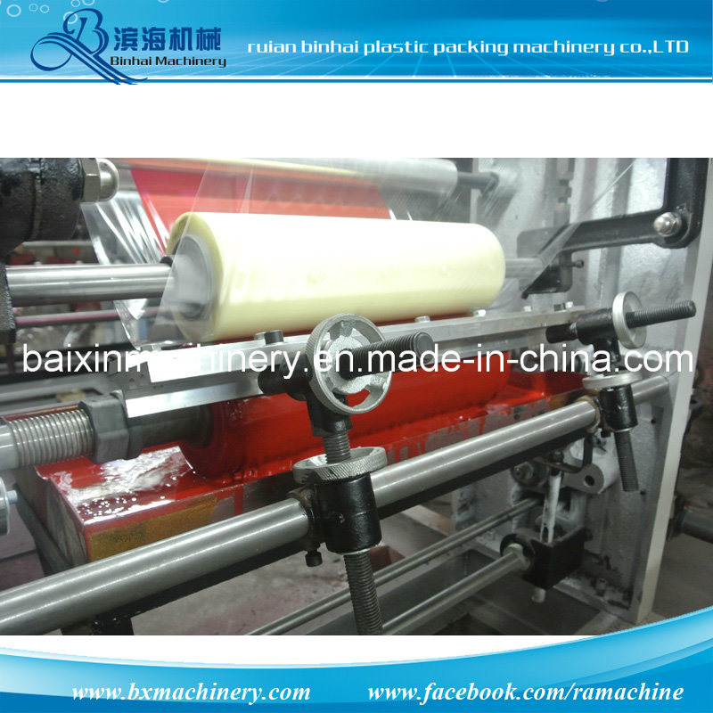 Hot Sale Aluminum Foil Roto-Gravure Printing Machine