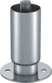 Bh46 Western-Style Kitchen Adjustable Leg in Stainless Steel