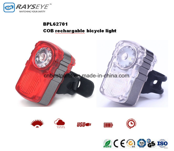 Rechargeable Bicycle Real Light