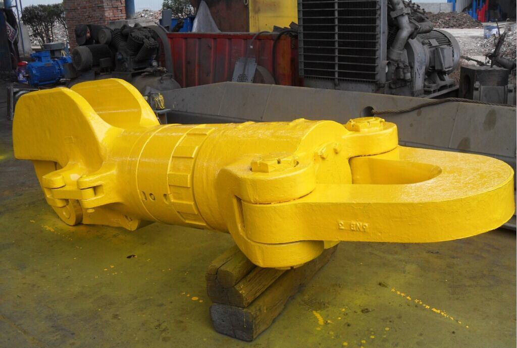 Dg450 Hook for Land Drilling Rig API 8c