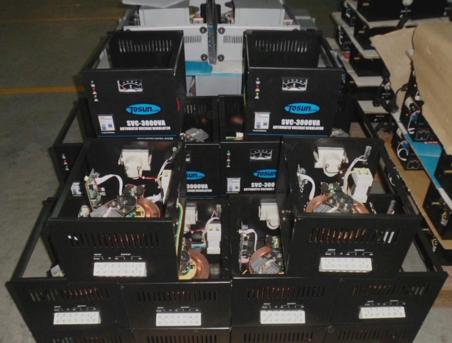 SVC Single Phase Voltage Stabilizer (500VA)
