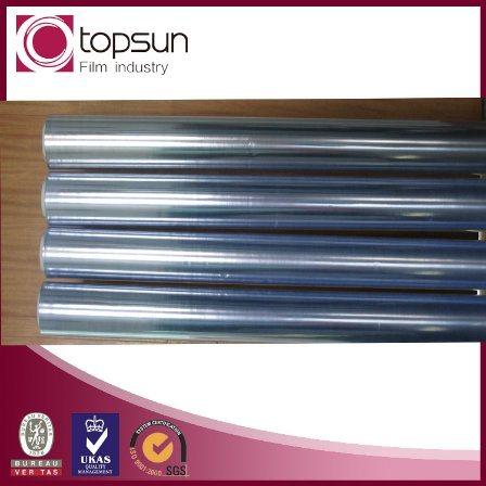 Normal Clear Transparent PVC Film
