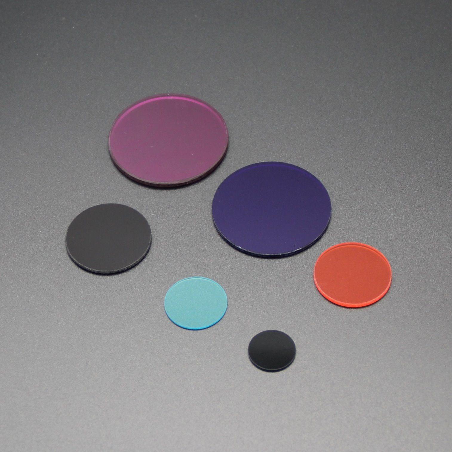 Band Pass Filter, Long Wavelength Pass Filter, Short Wavelength Pass Filter, Band Blocking Filter