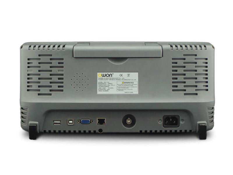 4 Channel 200MHz 1GS/s Deep Memory Digital Oscilloscope
