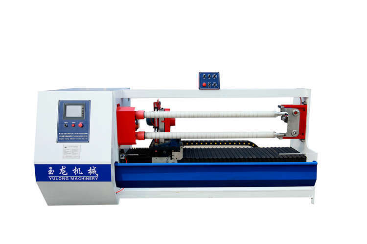 Two Shafts Two Blades Tape Auto-Cutter