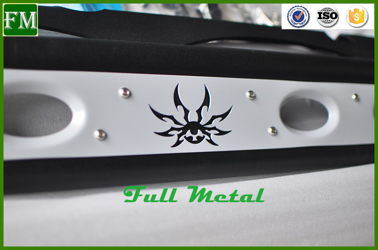for Jeep Wrangler 2 Door Poison Spider Side Step/ Side Bar