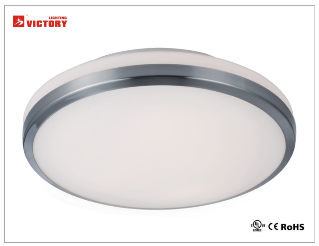 Waterproof Modern Surface Round LED Ceiling Lamp Light with Ce UL RoHS