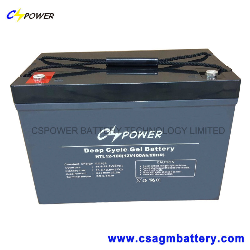 3years Warranty New High Temperature Long Life Gel Battery Htl12-300